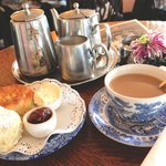 Cream Tea set