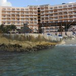 hotel from water view
