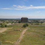 Vista hacia el este, centro de Denver