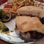 San Jose Burger (Brisket Burger)