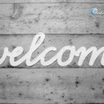 petit mot de bienvenue