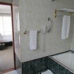Bathroom in Large Suite