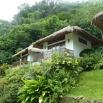 view of our private bungalow