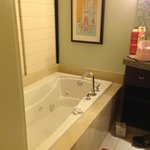 Master bathroom of 2 bedroom
