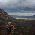 Over the edge Montezumas pass