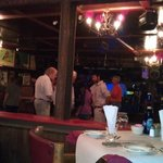 A little line dancing at Cassie's!