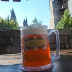 Butterbeer in Harry Potter World
