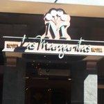 Fachada Las Margaritas