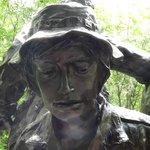 """""""Monumento a las Mujeres de la Guerra de Vietnam"""""""