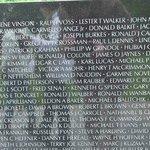 """""""Monumento a los Veteranos de Vietnam"""""""
