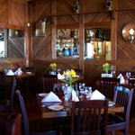 The Seafood Peddler Dining Room