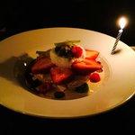 Birthday dessert ( my favorite)