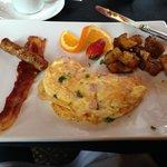2nd Course Breakfast