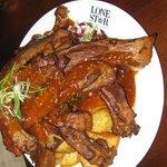 Redneck Pork Ribs