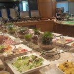 Makanan di Cafe Elyse