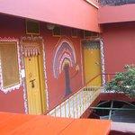 inside the ganpati