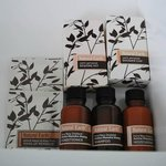 Amenities from natural ingredients
