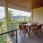 Studio Apartment Balcony