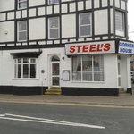 Steels the best fish and chips.