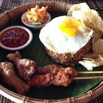 Nasi Goreng Lunch at Quali