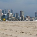 Poniente Beach - Golden sand