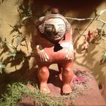 Timucua figurine
