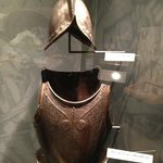 Authentic French armor