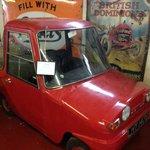 Scotland's own electric car