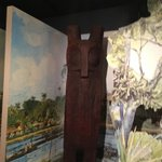 Hontoon Island Owl Statue