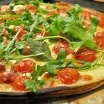 Notre pizza de référence : la Cristina