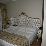 La cama de matrimonio