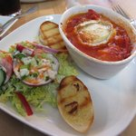 Butternut Squash & Goats Cheese Lasagne, fantastic flavours