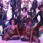 boogie show:des danseurs professionnels...