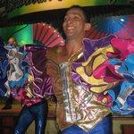 Luis,un des danseurs.
