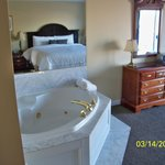 where would we be without a jacuzzi in the bedroom