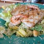 Seafood Salad - Coconut's Fish Cafe, 1279 S. Kihei Rd., Kihei, Maui, HI