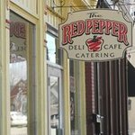 ‪Red Pepper Deli Cafe & Centerng‬