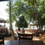 restaurant /bar area
