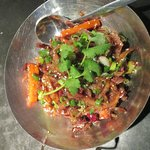 chinese shredded beef