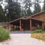 John Muir Lodge, Kings Canyon National Park, CA