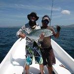Moi et Nan de Samara FishingTrip