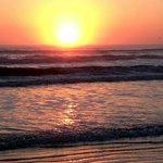 Dawn view from Condo #107