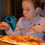 Pizza Fiore di Campo (Baby size)