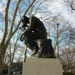 Rodin Museum Thinker