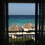 vista do quarto - Marriott Curacao