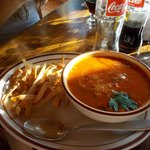 Great Tomato and Chicken Soup