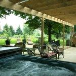 Notre spa et  sauna