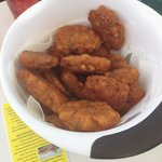 Yum-o! Best conch fritters Ever!