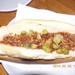 O cachorro-quente húngaro