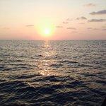Sunset from Chantara